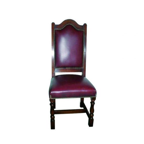 Bespoke Burgh Side Chair Handcrafted in Suffolk