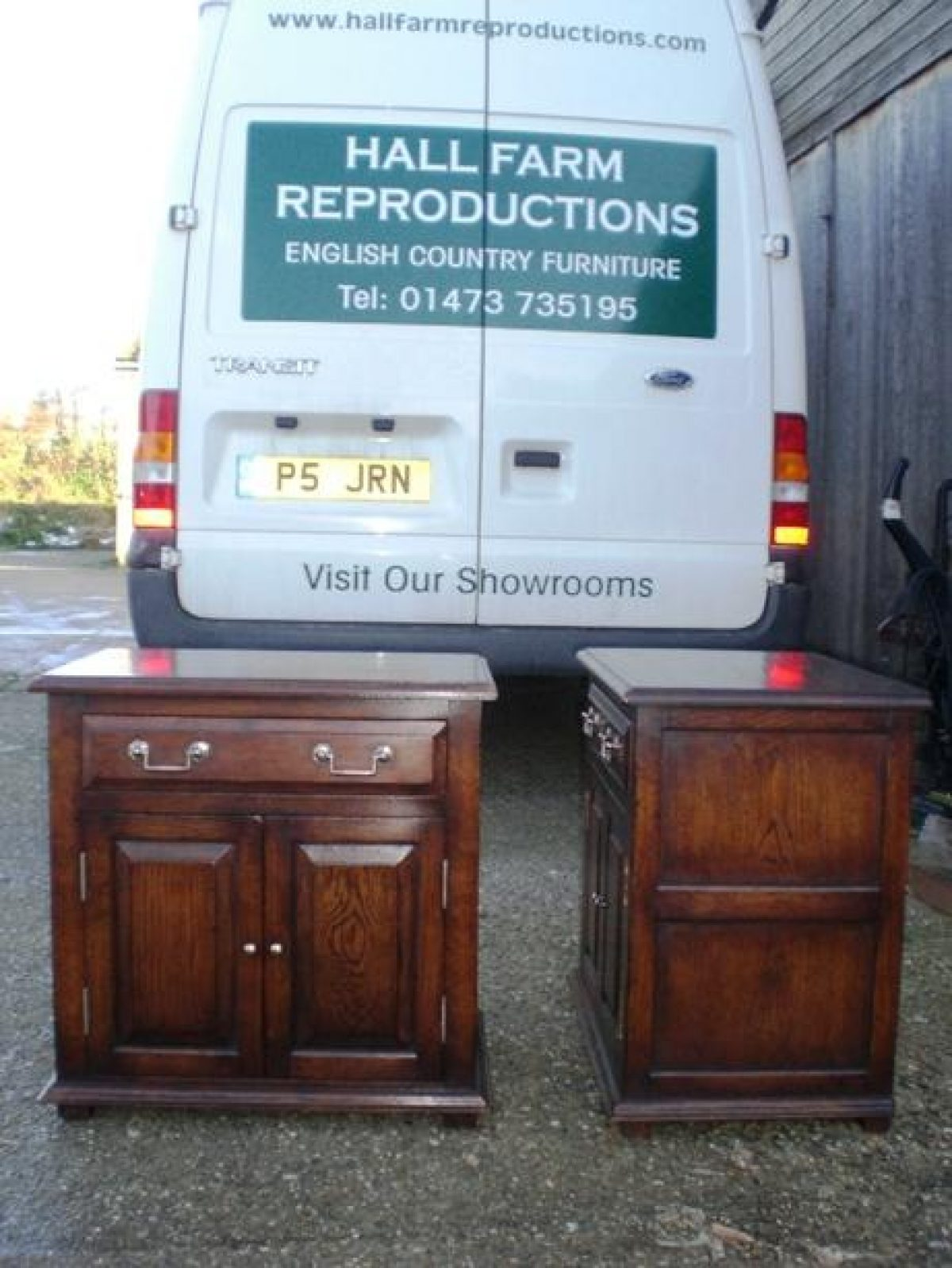 Bespoke Large Bedside Cabinets Handcrafted in Suffolk