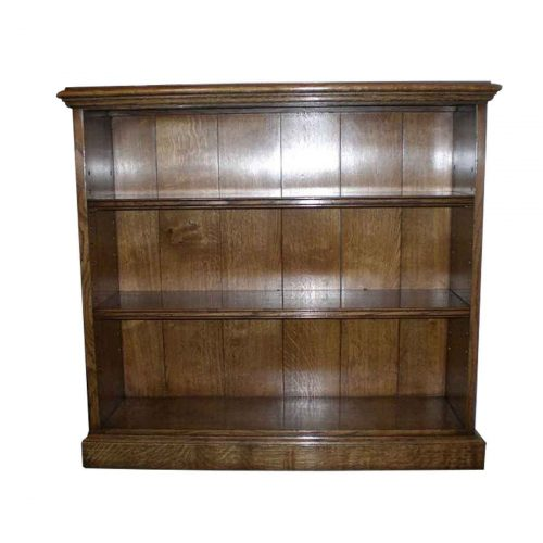 Bespoke Norfolk Small Bookcase Handcrafted in Suffolk