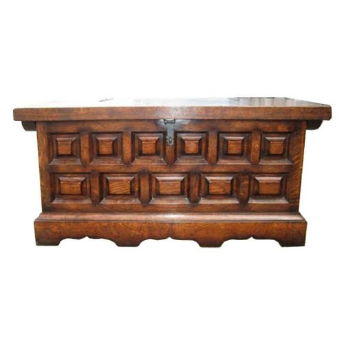 Colonial chest
