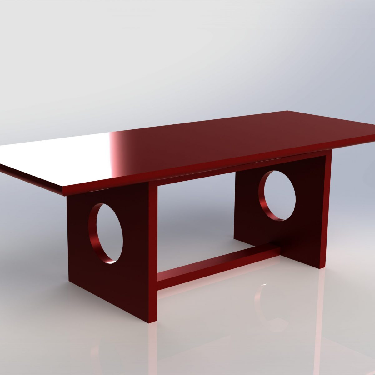 Bespoke Thorpe Dining Table Handcrafted in Suffolk