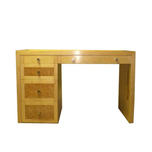 Bespoke Maple Dressing Table Handcrafted in Suffolk
