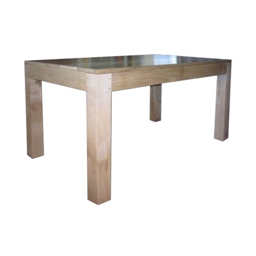 Bespoke Modern Dining Table Handcrafted in Suffolk