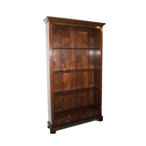Bespoke 2 Drawer Bookcase Handcrafted in Suffolk