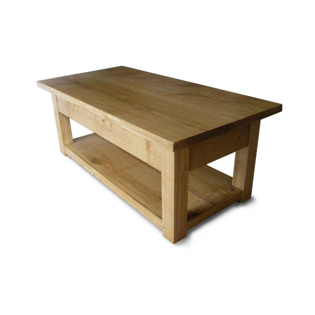 Bespoke Coffee Table Handcrafted in Suffolk