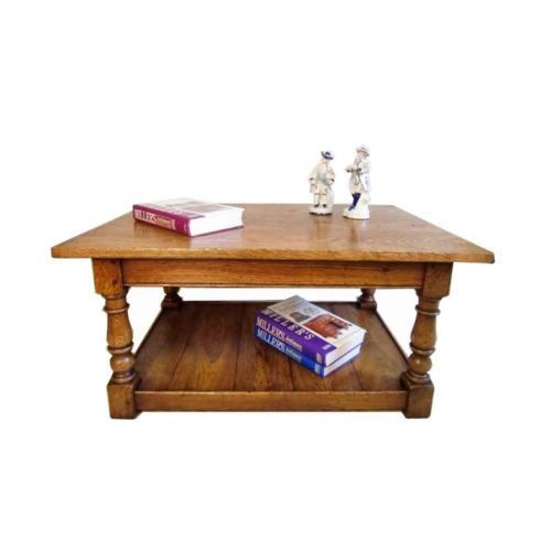 Bespoke Colworth Coffee Table Handcrafted in Suffolk