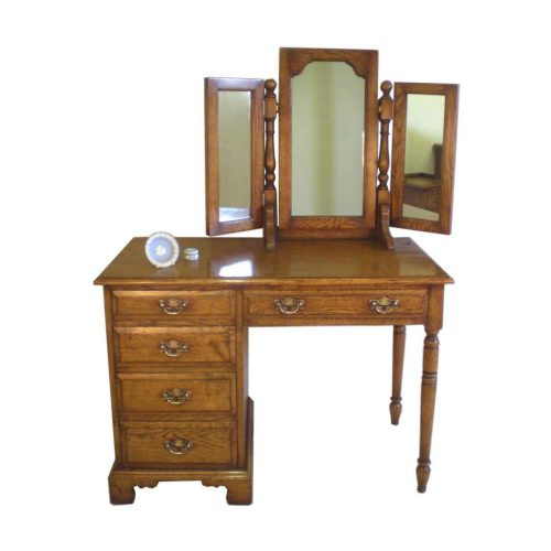 Bespoke Dressing Table Handcrafted in Suffolk
