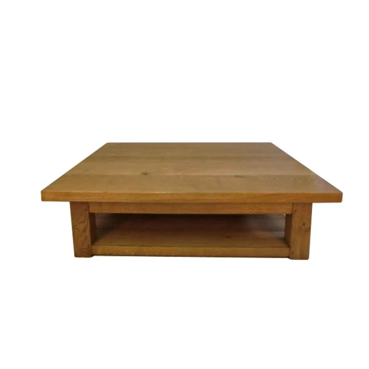 Bespoke Large Coffee Table Handcrafted in Suffolk
