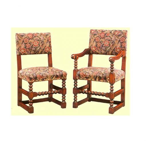 Cromwell chairs.