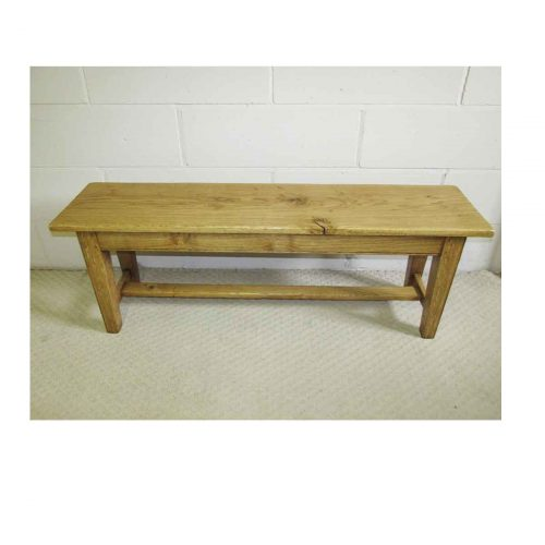 Bespoke Farm-House Bench Handcrafted in Suffolk