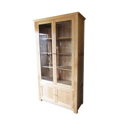 Bespoke Modern Display Cabinet Handcrafted in Suffolk