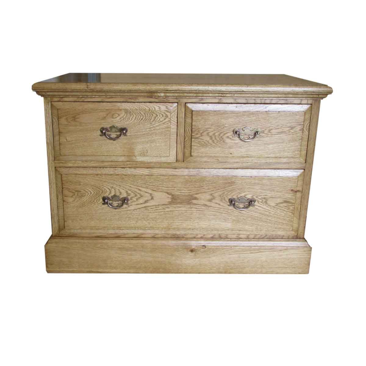 Bespoke 2 over 3 Chest of Drawers Handcrafted in Suffolk