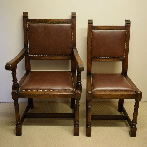 Bespoke Cromwell Chairs Handcrafted in Suffolk