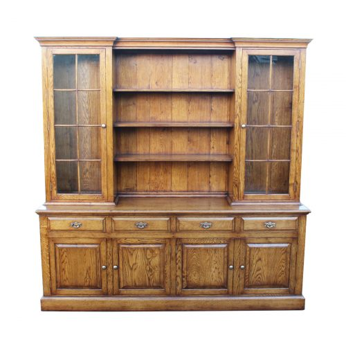 Bespoke Carlton Dresser Bookcase Handcrafted in Suffolk