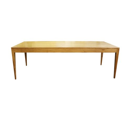 Bespoke Mayfair Dining Table Handcrafted in Suffolk
