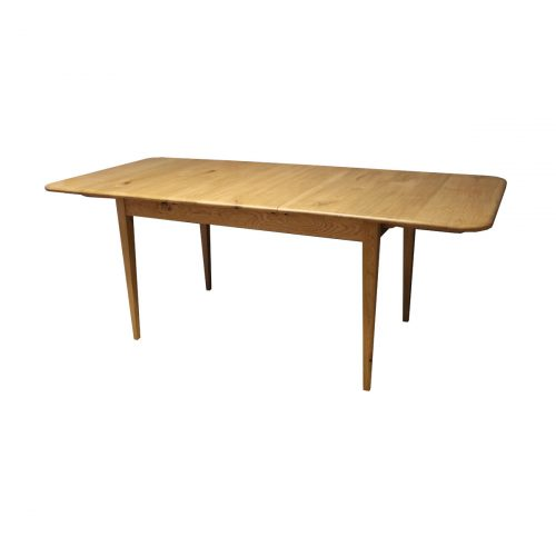 Bespoke Oxbridge Extending Dining Table Handcrafted in Suffolk