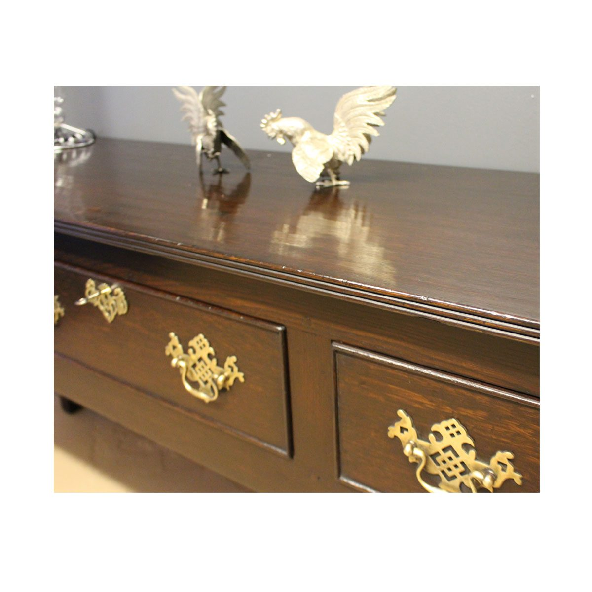 Bespoke Long Melford Open Dresser Handcrafted in Suffolk