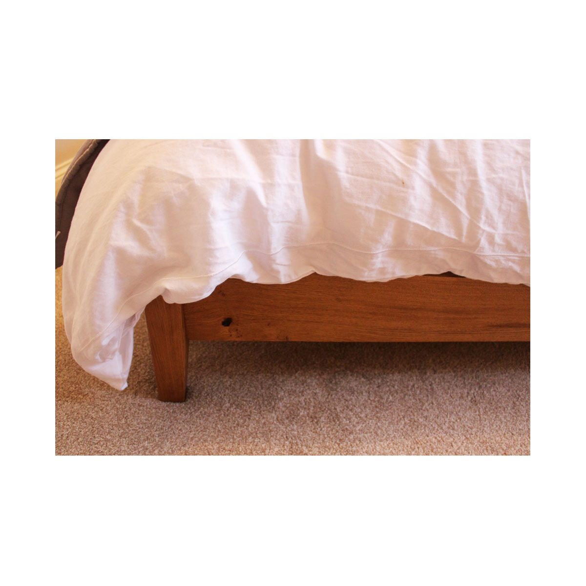 Bespoke Chiswick Bed Handcrafted in Suffolk