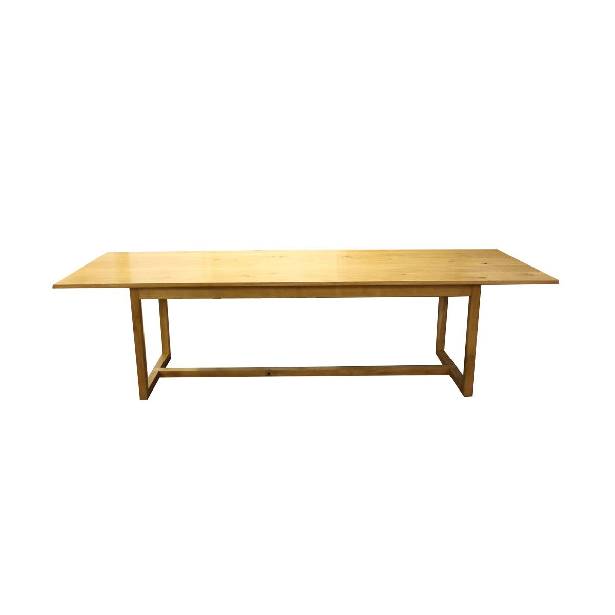 Bespoke Bramley Dining Table Handcrafted in Suffolk
