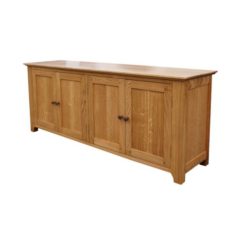 Bespoke Hampton TV Base Sideboard Handcrafted in Suffolk