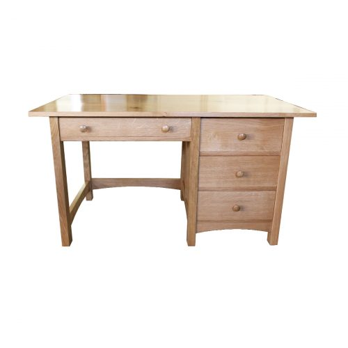 Bespoke Raydon Desk & Dressing Table Handcrafted in Suffolk